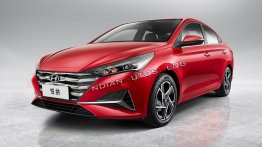 2020 Hyundai Verna (facelift): First full-HD official images released