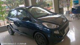 एनिवर्सरी एडिशन में Hyundai Santro लॉन्च, कीमत INR 5.17 लाख से शुरू