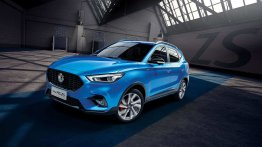 MG Hector's Smaller Sibling Could Rival Hyundai Venue and Maruti Vitara Brezza