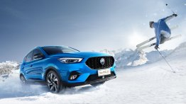 MG ZS petrol with two engine options to be launched in India?