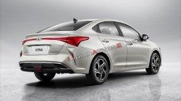 2020 Hyundai Verna फेसलिफ्ट लॉन्चिंग के लिए तैयार, जानें इंडिय़ा की अपडेट