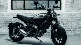 Meet the new 2020 Ducati Scrambler Icon Dark