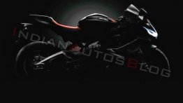 Aprilia RS 660 teased ahead of EICMA 2019 debut