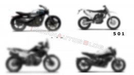 World Exclusive: KTM 490 parallel-twin based Husqvarna 501 series under development