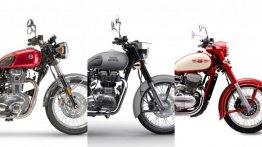 कंपेयर: Benelli Imperiale 400, Royal Enfield Classic 350 और Jawa Classic