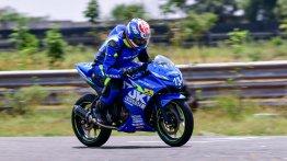 2019 Suzuki Media Endurance Race: Suzuki Gixxer SF 250 SF ridden on Kari Motor Speedway