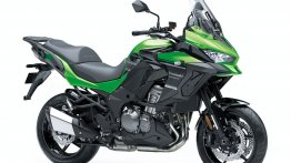 2020 Kawasaki Versys 1000 with new colour scheme launched in India