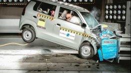 NCAP क्रैश टेस्ट में Maruti WagonR को मिले केवल दो स्टार, जानें डिटेल