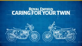Royal Enfield posts Do It Yourself (DIY) tutorials for 650 Twins [Video]