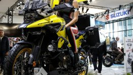 2020 Suzuki V-Strom 1050 (India-bound) launched in UK