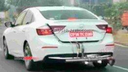 Honda Insight हाईब्रिड पहली बार आई नज़र, क्या भारत में होगी लॉन्च?
