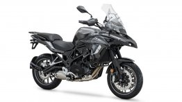 BS6 Benelli TRK 502 India Launch Date Announced - Details Inside