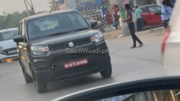 Maruti S-Presso CNG in the works?