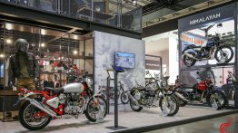 EICMA 2019: Royal Enfield stall walkaround