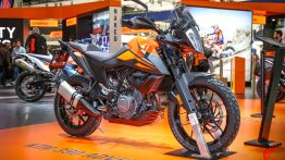 KTM stand at EICMA 2019: KTM 390 Adventure, KTM 890 Duke R and more [Video]