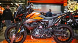 KTM 390 Adventure exports to begin in February 2020 - Report