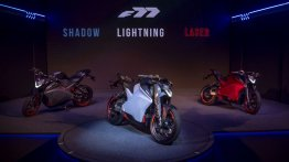Ultraviolette F77 electric motorcycle launched at INR 3 lakh