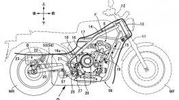 Honda Rebel 500-based scrambler under development - Report