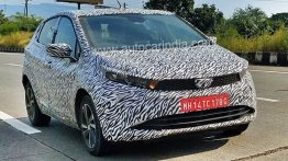 Tata Altroz spied yet again ahead of early-2020 launch