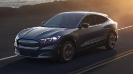 Ford Mustang Mach-E all-electric SUV makes official debut