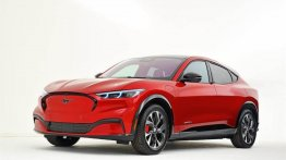 India will get the Ford Mustang Mach-E electric SUV - Report