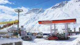Indian Oil launches winter-grade diesel for Ladakh