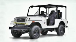 2020 Mahindra Roxor (facelift) to launch soon - North America