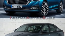2020 Skoda Octavia vs 2017 Skoda Octavia - Old vs New