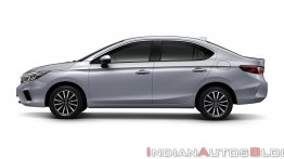 India-bound 2020 Honda City: Variants & Colour Options detailed