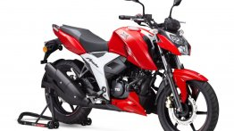 BS-VI compliant TVS Apache RTR 200 4V and TVS Apache RTR 160 4V launched in India