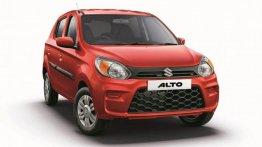 38 लाख यूनिट की बिक्री के साथ Maruti Alto का नया रेकॉर्ड