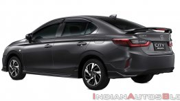 2020 Honda City: वैरिएंट, कलर ऑप्शन और प्राइस डिटेल