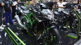India-bound Kawasaki Z H2 - 2019 Thai Auto Expo Live
