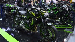 India-bound 2020 Kawasaki Z900 - 2019 Thai Motor Expo Live