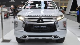 India-bound new Mitsubishi Pajero Sport (facelift) - 2019 Thai Motor Expo Live