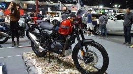 2020 Royal Enfield Himalayan - 2019 Thai Motor Expo Live