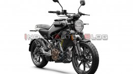 World Exclusive: KTM 200 Duke-based Husqvarna Svartpilen 200 leaked
