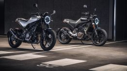 Husqvarna Svartpilen 250 & Husqvarna Vitpilen 250 get their first price hike - IAB Report