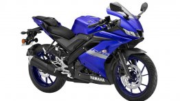 BS-VI Yamaha R15 v3.0 launched at INR 1.45 lakh
