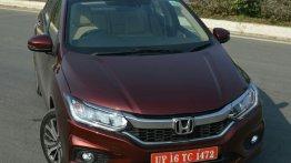 भारत में लॉन्च हुई Honda City बीएस6 पेट्रोल, प्राइस INR 9.91 लाख