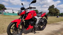 BS6 TVS Apache RTR 160 & Apache RTR 160 4V prices revised