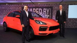 Porsche Cayenne Coupe launched in India, priced from INR 1.32 crore