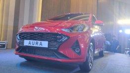 Hyundai Aura अधिकारिक रूप से हुई पेश, जानिए कब होगी लॉन्च?