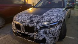 Sharper and sportier India-bound 2020 BMW 5 Series (facelift) spied in France