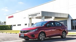 Exclusive: 2020 Honda City recalled in Thailand, deliveries put on hold