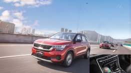 Only in China: Kia Seltos with aircraft-style gear lever featuring digital indicator