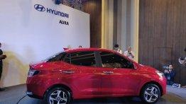 Hyundai Aura प्री-बुक के लिए उपलब्ध, 21 जनवरी को होगी लॉन्च