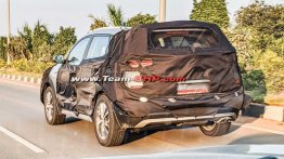 New Hyundai Tucson (facelift) spied in India, to be launched at Auto Expo 2020