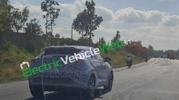Camouflaged Toyota C-HR spied in India, being tested for launch?