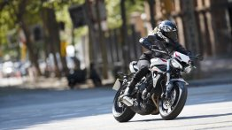 2020 Triumph Street Triple S (base model) revealed